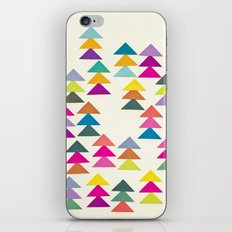 Lost in a Forest iPhone Skin