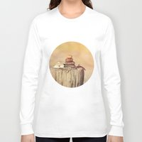 balance Long Sleeve T-shirts featuring Balance    by LebensART Photography