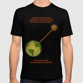 Neat Nature Facts T-shirt