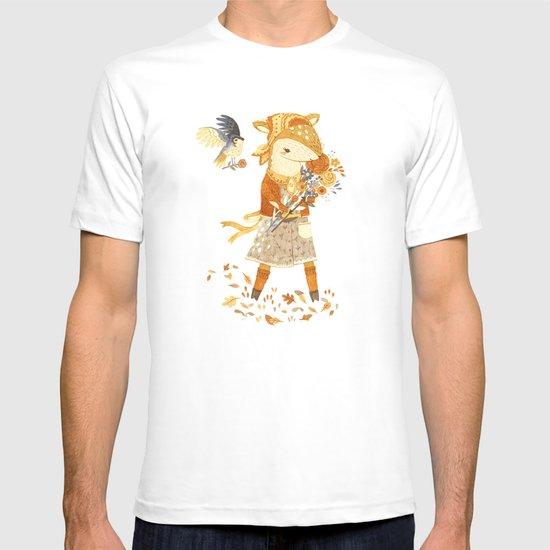 Dakota the Daisy Deer T-shirt