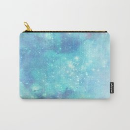 Painted Galaxy Paper V45 Carry-All Pouch