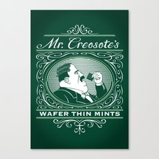 Wafer Thin Mints Canvas Print