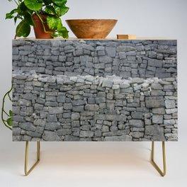 Dry stone wall Credenza