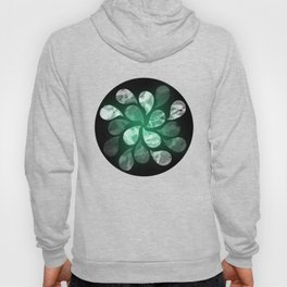 Abstract Water Drops XXX Hoody