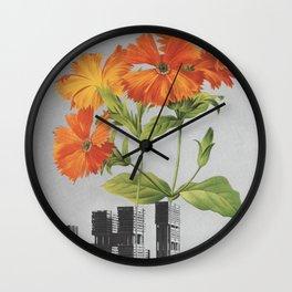 "255 - ""a tree grows in Brooklyn"" Wall Clock"