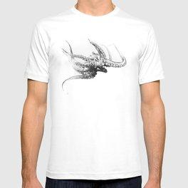 Octopus Rubescens T-shirt