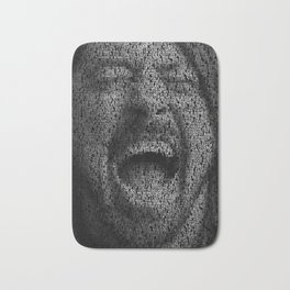 Dave Grohl. Best Of You Bath Mat