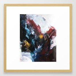 Remembering The Start Framed Art Print
