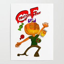 Circus Freak Poster