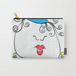 Spanish Town Handcuff Carry-All Pouch