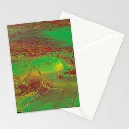 Reggae vibrations Stationery Cards