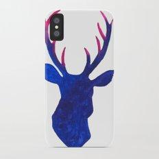 Antlers iPhone X Slim Case