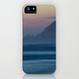 Cannon Beach at Dusk iPhone Case