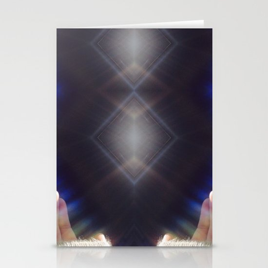 Divine Light Stationery Cards