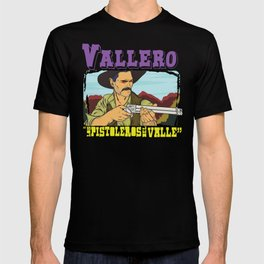 Vallero01 T-shirt