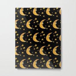 Moon Dreams Metal Print