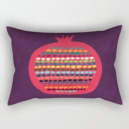 Pomegranate Rectangular Pillow
