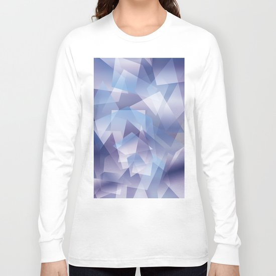 Abstract 212 Long Sleeve T-shirt