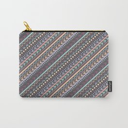 Barcelona Stripes Carry-All Pouch
