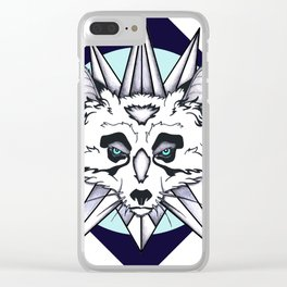 Star Fox Clear iPhone Case
