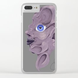 The Indents Clear iPhone Case