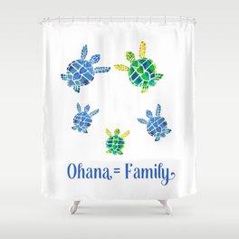 Ohana Shower Curtain