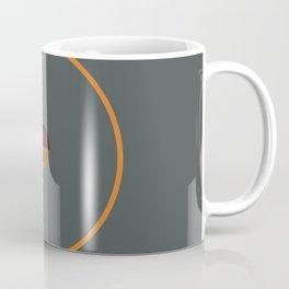 catch    anthracite & ocher Coffee Mug