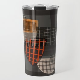 Grids 1 Travel Mug
