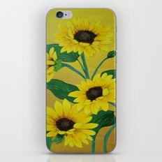 Sunny and bright iPhone & iPod Skin