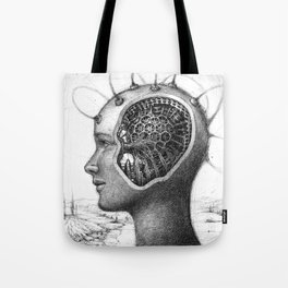 Android-Mind 2014-01-20 Tote Bag