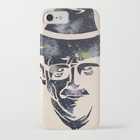 walter white iPhone & iPod Cases featuring Walter by Kayleigh Kirkpatrick