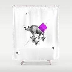 Archetypes Series: Solitude Shower Curtain