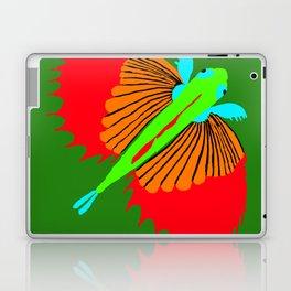 The Spectacular Flying Fish Laptop & iPad Skin
