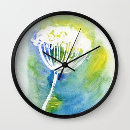 Herb Wall Clock
