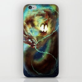 Nebula Dragon iPhone Skin