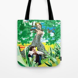 Apollo & Dafne Tote Bag