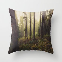 B4 All Things Throw Pillow