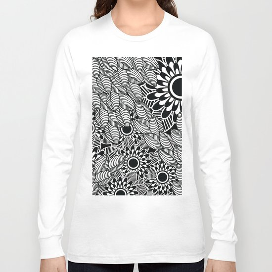 Pattern K Long Sleeve T-shirt