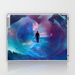 I am tired of earth Dr manhattan Laptop & iPad Skin