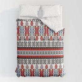 Midnight autumn dream Comforters