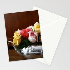 Rose Tea II Stationery Cards