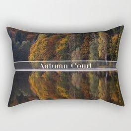 Autumn Court Rectangular Pillow