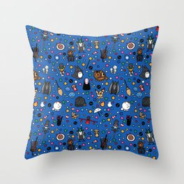 Studio Doki Throw Pillow
