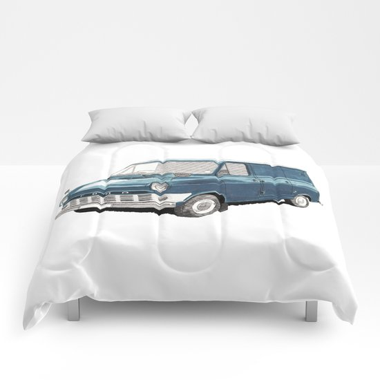 Ford Transit Mark 1 Comforters