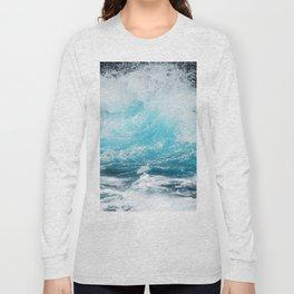BLUE WAVES - 11318/3 Long Sleeve T-shirt