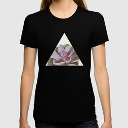 Purple Succulent T-shirt