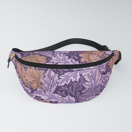 "William Morris ""Wreath"" (edited 2.) Fanny Pack"