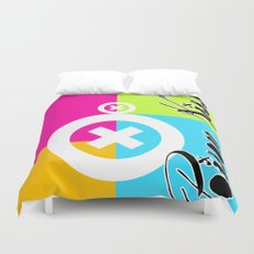 POISON KISS - COLORS EDITION Duvet Cover