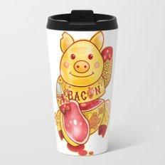 Lucky Pig Travel Mug