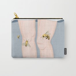 Bee's Knees Carry-All Pouch